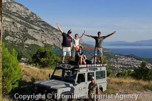 Biokovo Safari Tour